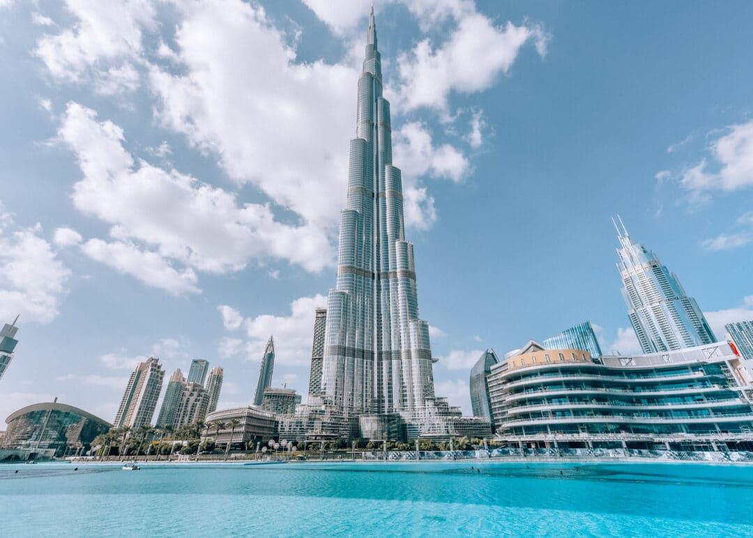 Burj Khalifa Building: Dubai's Pride