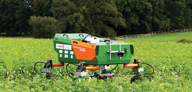 Agriculture Machine 4.0: The Future of Farming Technology