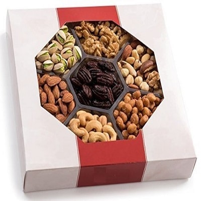 Nuts Are Good for Corporate Gifting