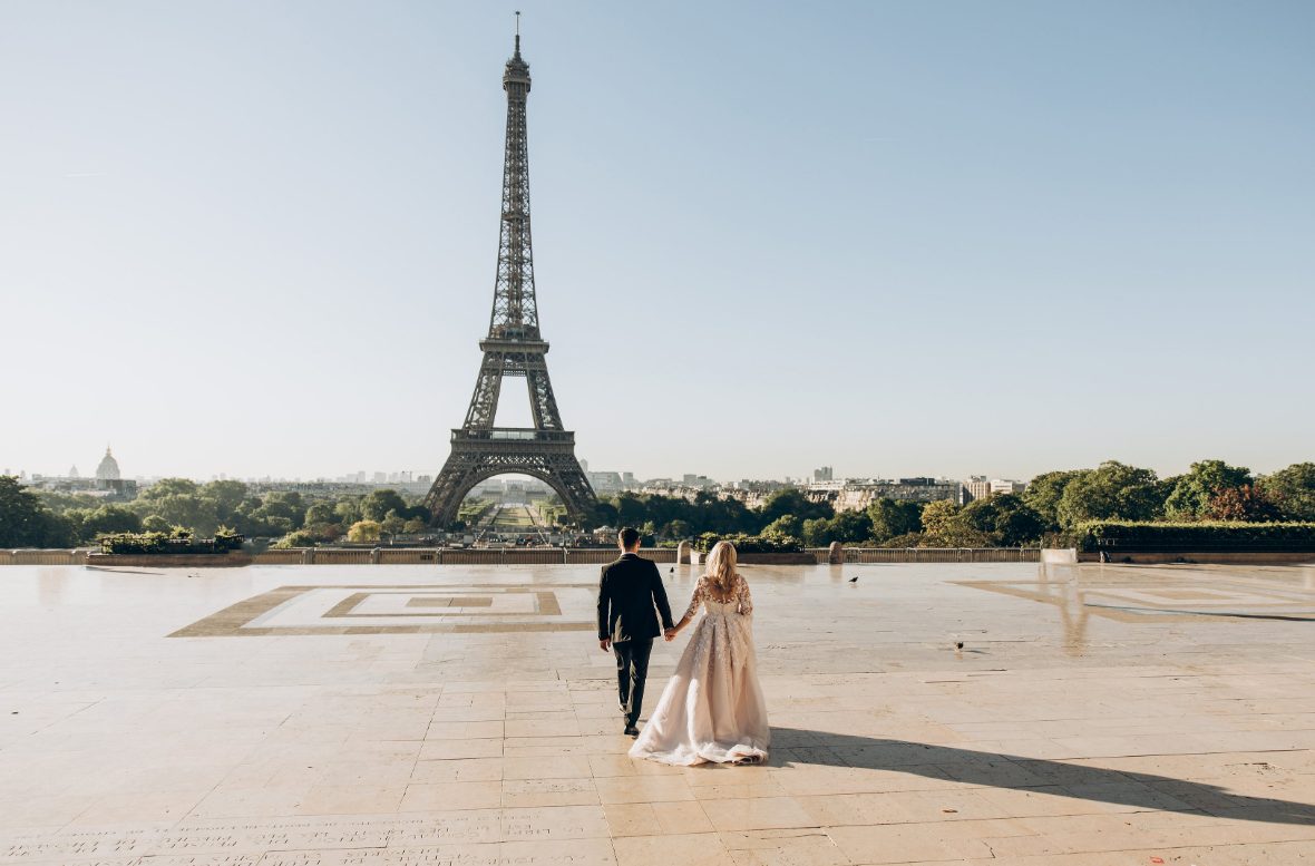 The Ultimate Guide and Checklist for Planning You're Wedding in Paris Venue