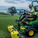 Golf Course Equipment