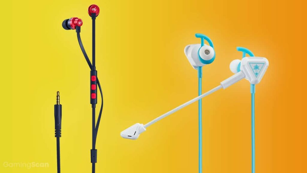 Gaming Earbuds