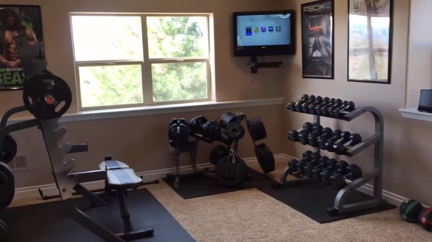 7 Reasons Why you Should Have a Home Gym