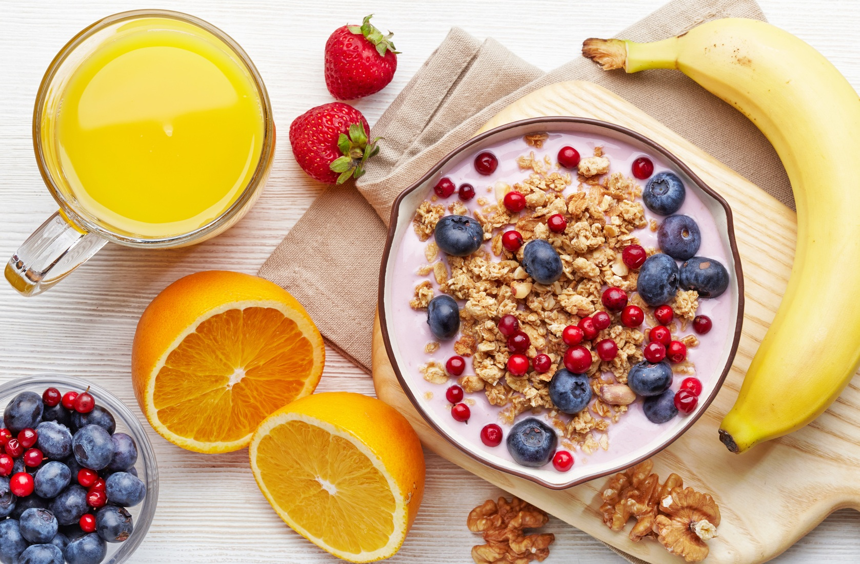 Top 6 Healthy Breakfast to Eat in the Morning Everyday