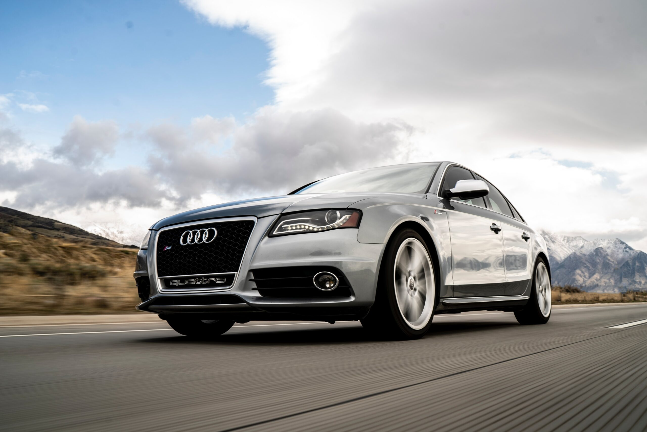 Used Audi Car in New Zealand