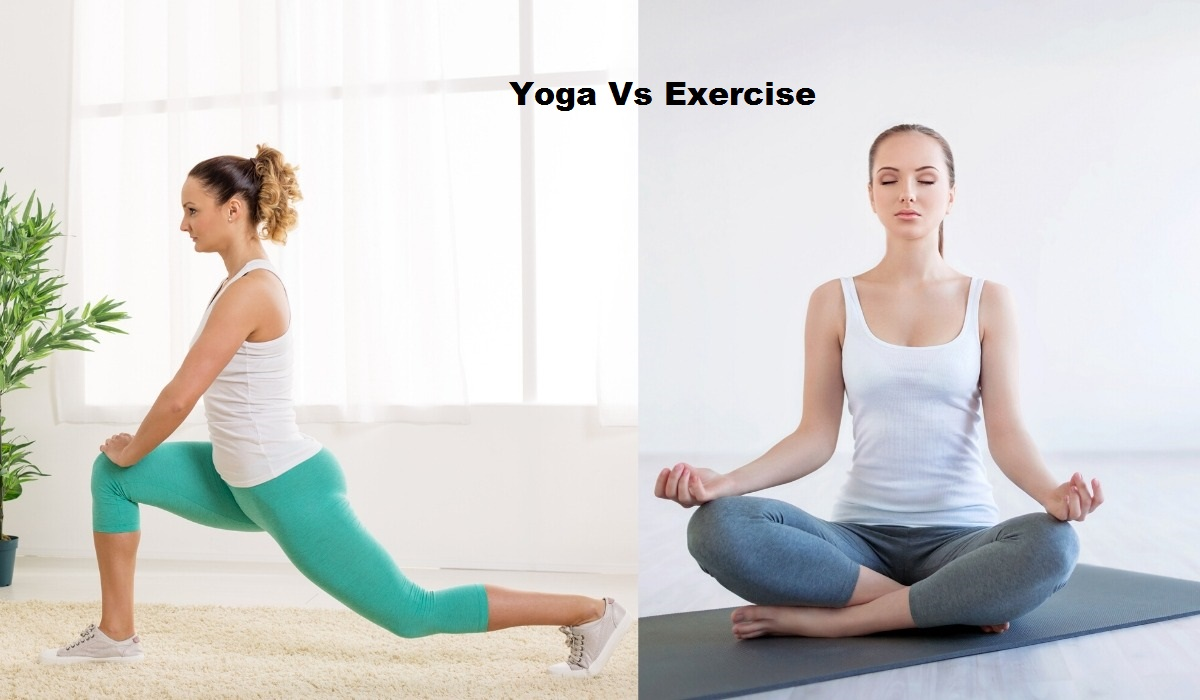What is the Difference Between Yoga and Exercise?