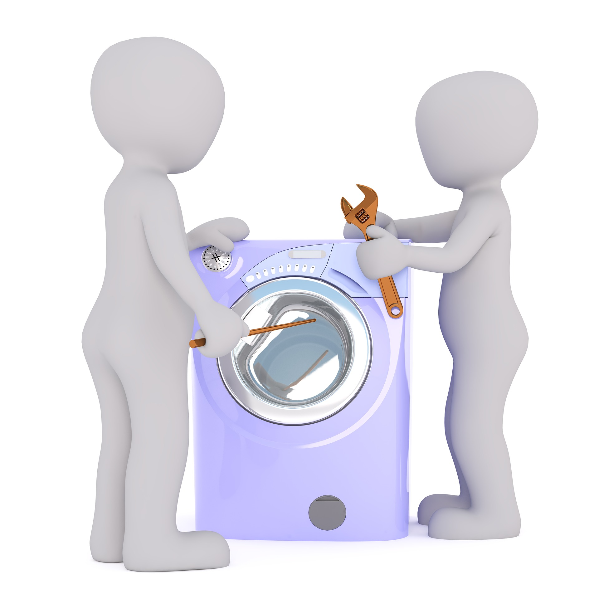 How to Clean Washing Machine and Keep it Free from Odour