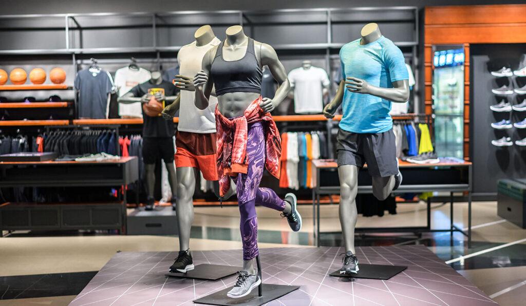 sportswear business
