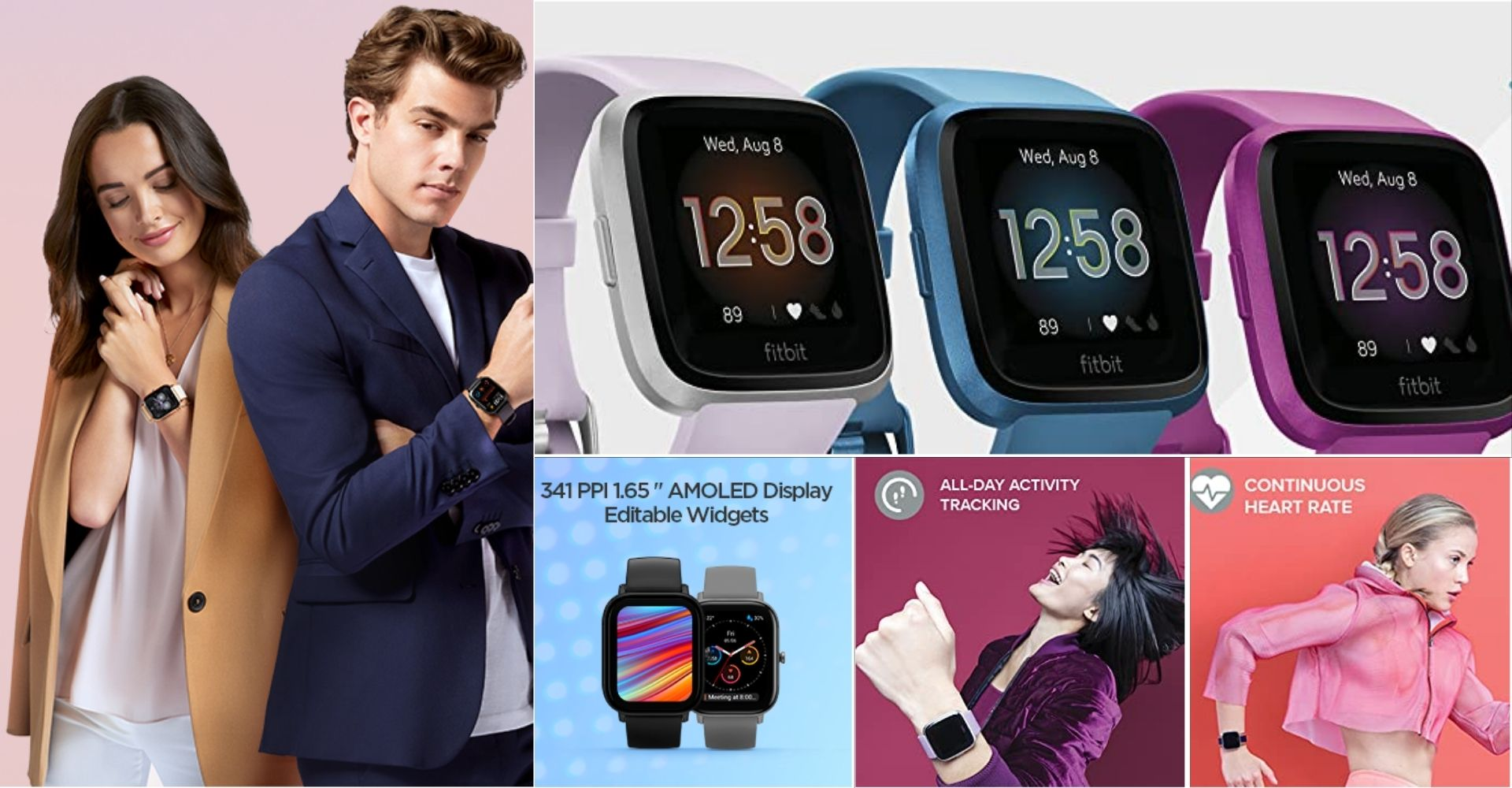 Top 5 Best Smartwatch in India 2021 – Review and Buyer's Guide