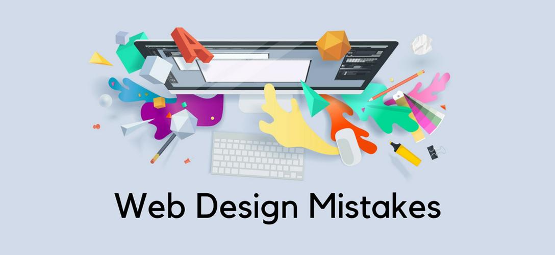14 Common Web Designing Mistakes to Avoid in 2021