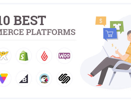 Top 5 Best E-commerce Platforms for Small Businesses