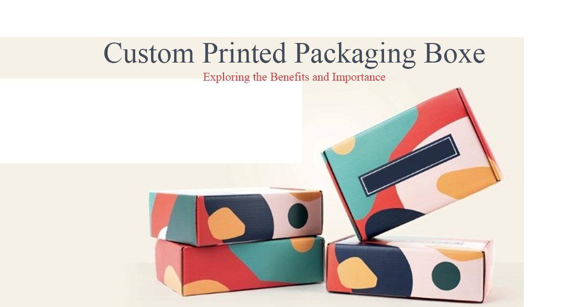 Exclusive 5 Brilliant Ways to Advertise Custom Boxes